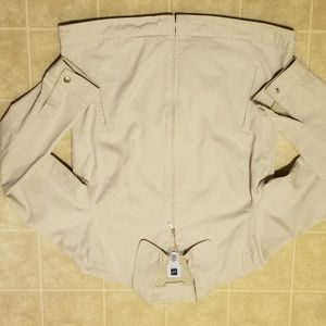 Gap women's khaki jacket